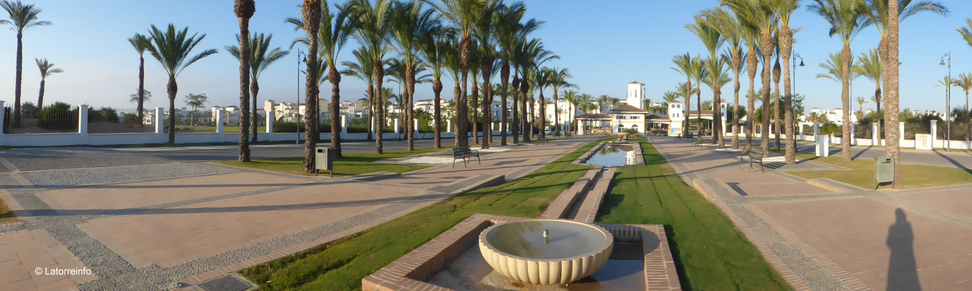 <p><center>Welcome To La Torre Golf Resort</p>